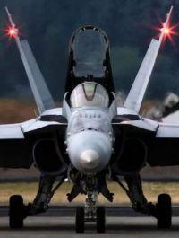 F-A 18A Hornet