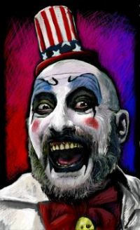 Captain Spaulding by robotatomico
