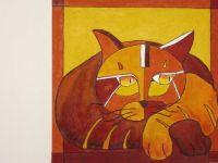 abstracte cat (niet door mij bedacht)