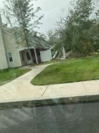 Hurricane Winds in Utah