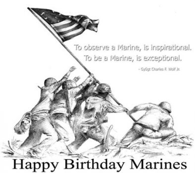 Semper Fi My brother and sister Marines!!