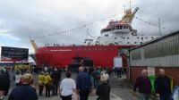 Naming of the RRS Sir David Attenborough