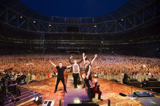 The Script at the Aviva