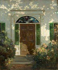 Abbott Fuller Graves (1859-1936), Flickering Shadows (ca 1930)