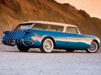 1954 Chevrolet Corvette Nomad