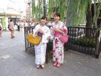 Lovelies at Asakusa Shrine