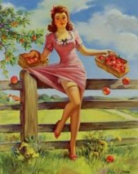 Apple Picking*_Art Frahm