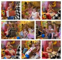 Charlie & Willow Opening Presents!!