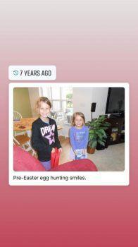 The Girls,  Easter 2014