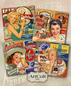 Vintage Beer Ads (748)