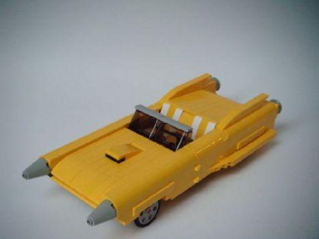 1959 Lego Cyclone Concept Lego