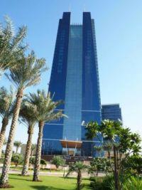 Dusit Thani Hotel, Abu Dhabi, UAE