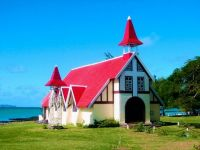 Little Red Church, Mauritius