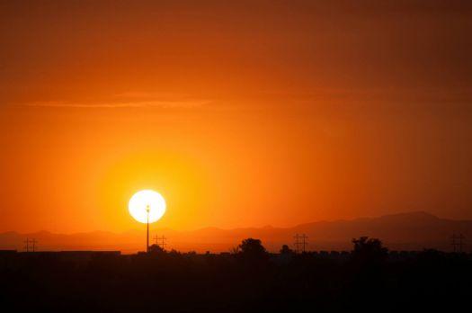 Sunrise - El Paso