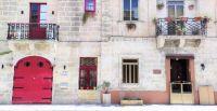 Contrasting Facades, Birkirkara, Malta