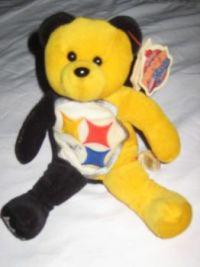 Steeler Bear