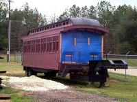 No railroad tracks needed