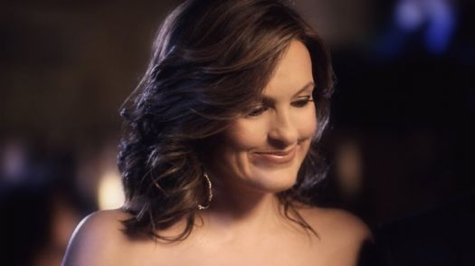 Mariska Hargitay is just so wonderful! (<3 to Olivia!)