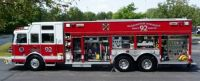 Washington Township Ohio Sutphen heavy rescue truck