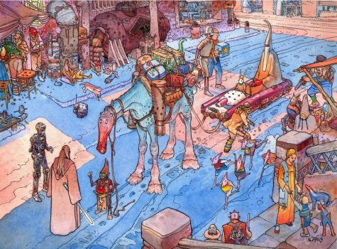 moebius star wars