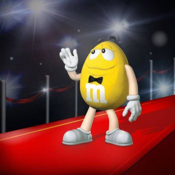 M&M's red Carpet