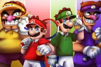 Mario Tennis Aces by lc_holy
