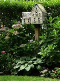Bird House on Nantucket