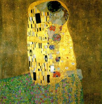 Klimt-The Kiss