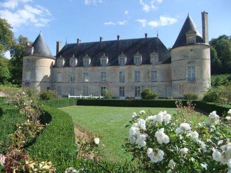 Chateau de Bussy-Rabutin, Burgundy, France #2