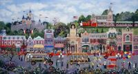 main street, disneyland, jane wooster scott