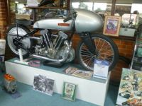 1930 1000cc JAP engined Excelsior with supercharger