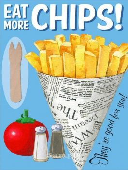 Themes Vintage illustrations/pictures - Chips