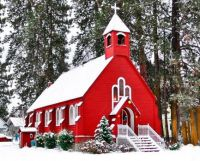 Fort Sherman Chapel - Idaho