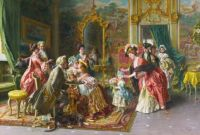 Grandmothers birthday by Arturo Ricci