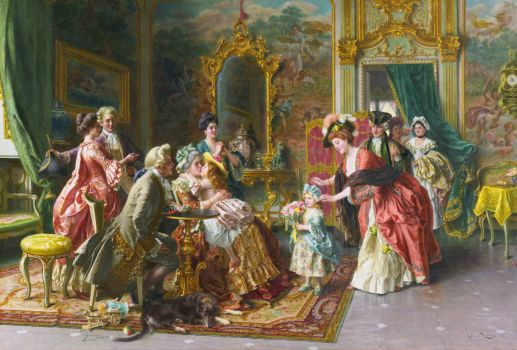 Grandmothers birthday by Arturo Ricci