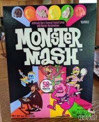 MonsterMash Cereal