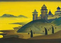 And We are Trying, Nicholas Roerich