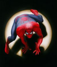 "Alex Ross' ""Spider-Man"""