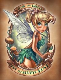 Tink Tattoo
