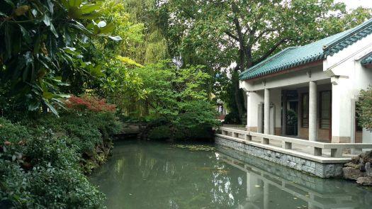 Dr Sun Yatsen garden