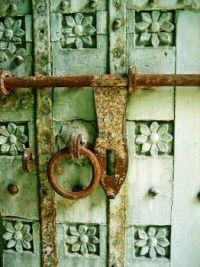 Old Door - India