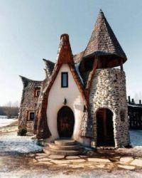 Transylvania, Romania- l wonder who lives here