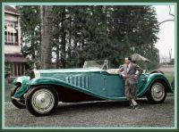 Jean Bugatti - 1932 Bugatti Royale ESDERS