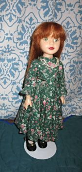 Thrift store doll
