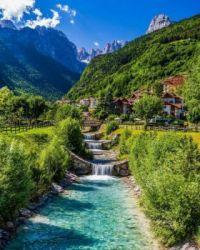 Mountain Paradise , Lago di Molveno, Italy