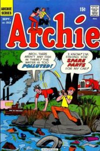 Archie: Fishing Day