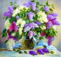 For Love of Luscious Lilacs