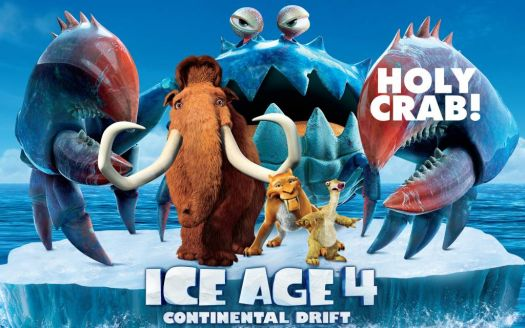 ice age holy crab