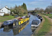A cruise along the Trent and Mersey Canal, Hardings Wood Junction to Derwent Mouth (1297)