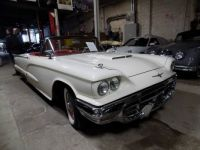 Thunderbird Day at RR Street 11-3-2018, Dav's 1958